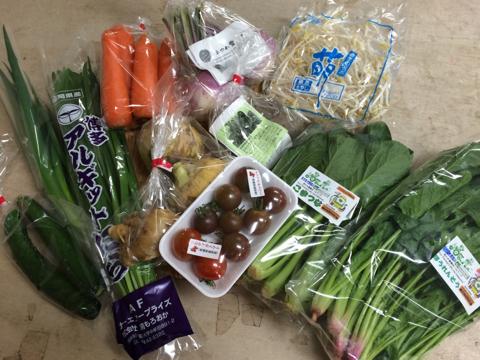 5月7日野菜