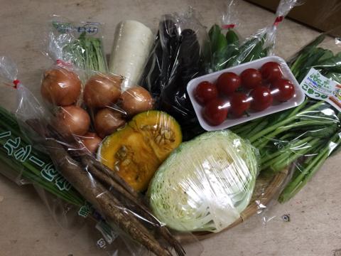 8月12日野菜