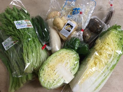 10月5日野菜