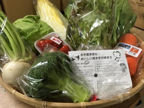 1月17日野菜
