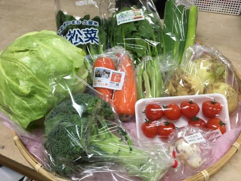 4月6日野菜