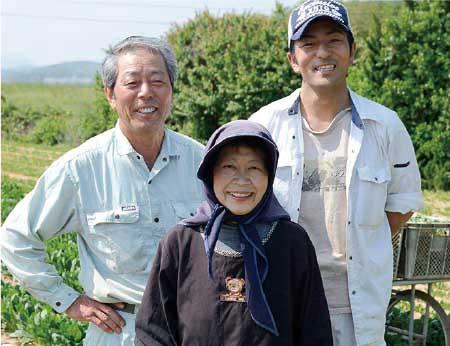 野菜・果物生産者写真