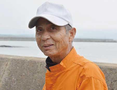 九州の魚生産者写真